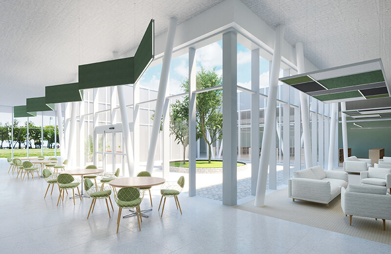 Spatial Softzone Renders Courtyard 01 CO