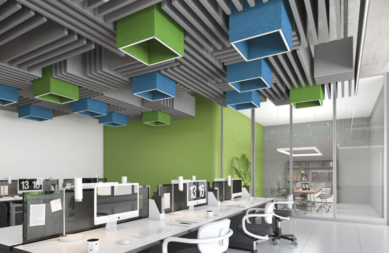 Spatial Softzone Renders Open Office CO