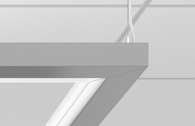 Sculpt Sidestep Render Pendant Corner In BLK Conference Room Zoom CO2