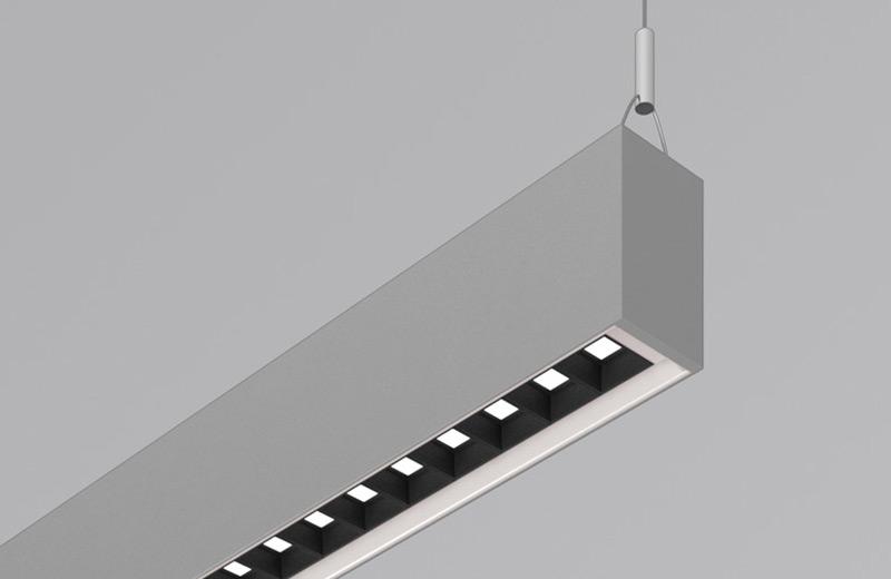 Beam2 Product Pendant AP MikroLite Perspective View Bg Grey