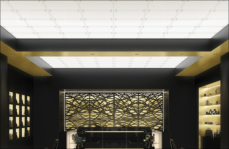 Skyescape2x2 Render Recessed GL Optics Boutique