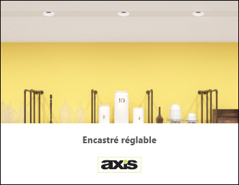 Adjustable Downlight Brochure THUMB Fr