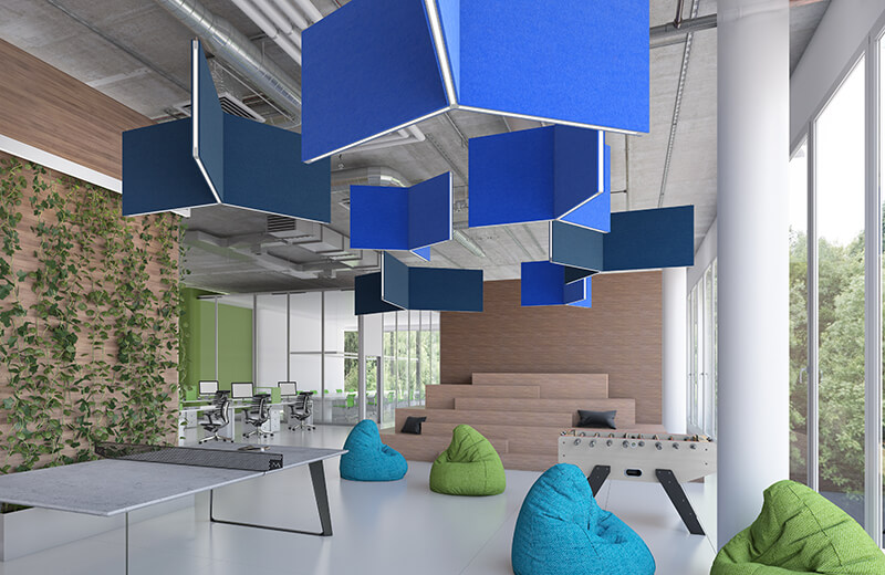 Spatial Softzone Renders Collaboration Area CO