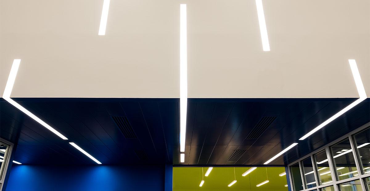 Beam 4 Comprehensive Linear Lighting Axis