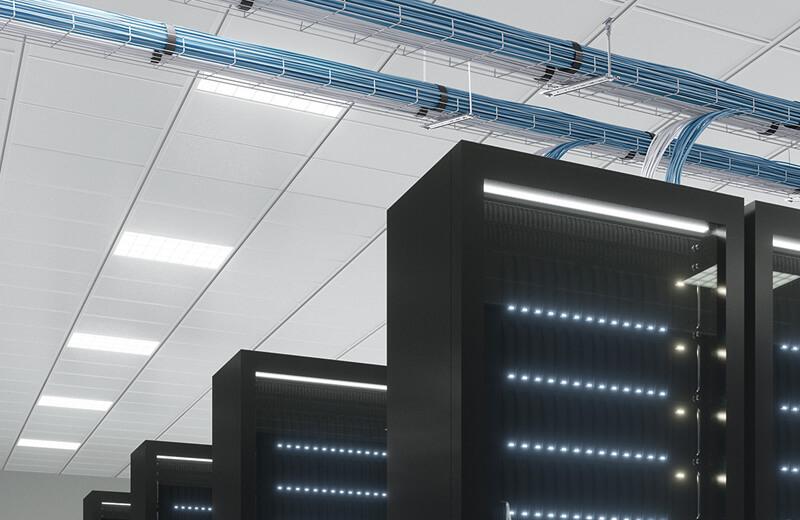Trayfit Render Troffer 2x2 Dynamax Ceiling CO