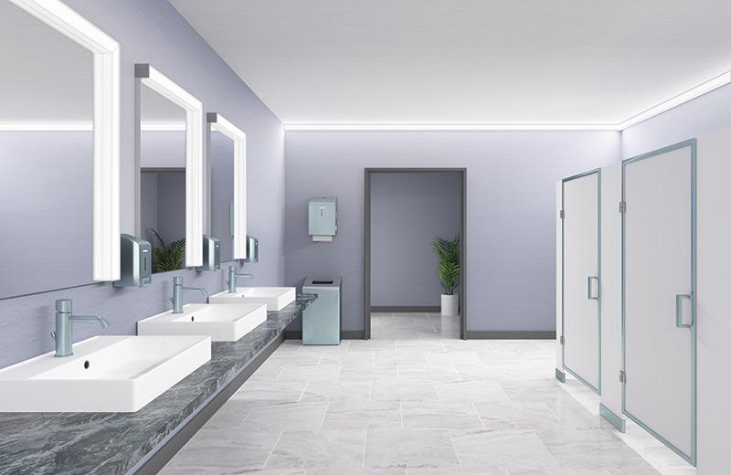 Edge 2 Render Wall Corner Ceiling Bathroom