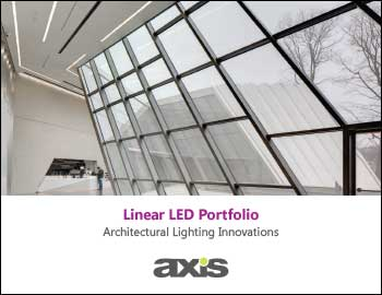 Linear Led Portfolio Architectural Lighting Innovations Brochure THUMB