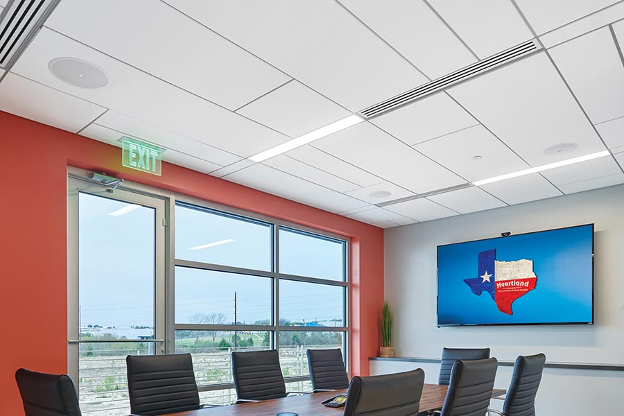 Beam6 Photo Recessed Conference Room Heartland Austin Tx Armstrong Design Flex 01 Web