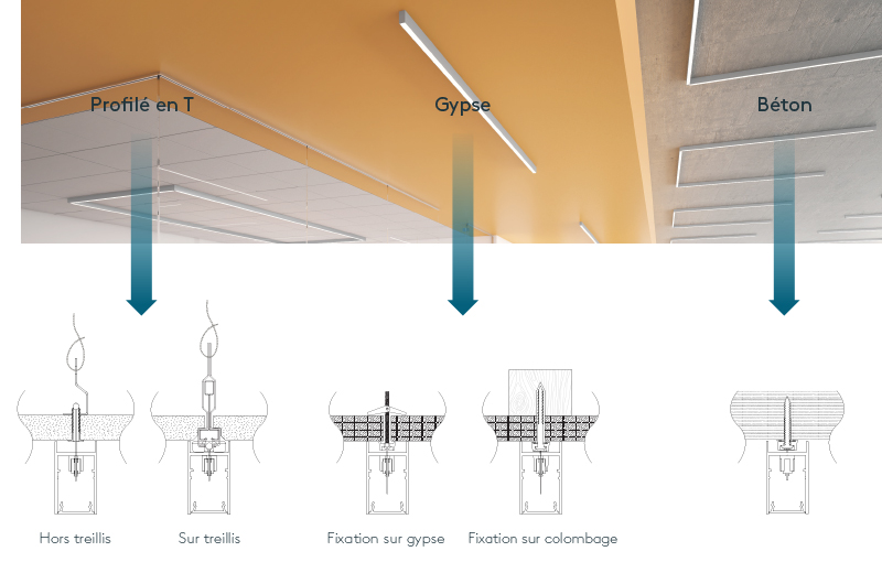 Differend Ceiling CO1 Fr