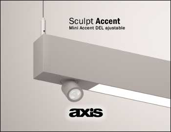 Sculpt Accent Adjustable Mini Accents Brochure THUMB Fr