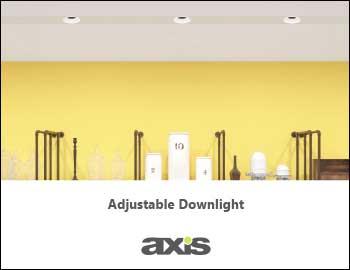 Adjustable Downlight Brochure THUMB